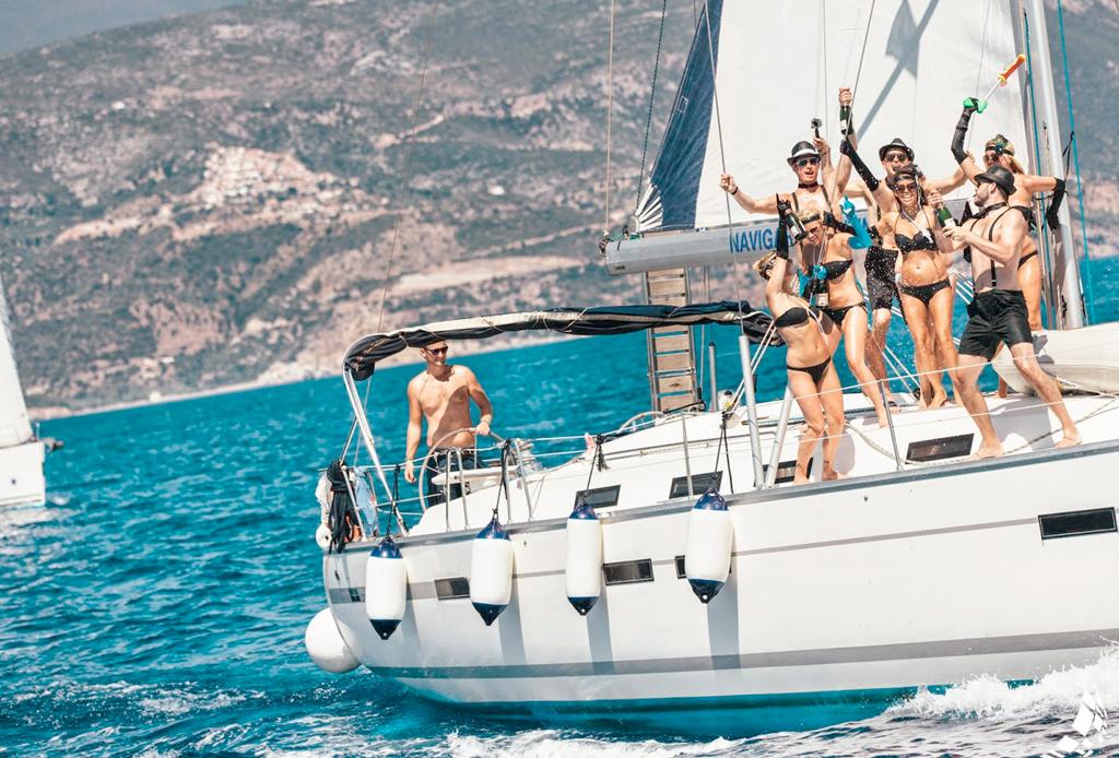 The Yacht Week: Las vacaciones que todos soñamos en verano - yacht-week-2