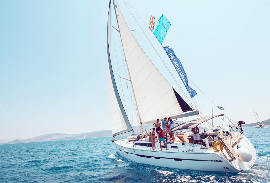 The Yacht Week: Las vacaciones que todos soñamos en verano - yacht-week-mexico-2