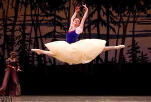 El ballet inspirado en Blancanieves es el evento must de la temporada