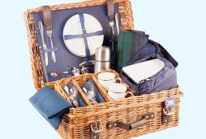 Las 6 canastas para picnic más lujosas que existen