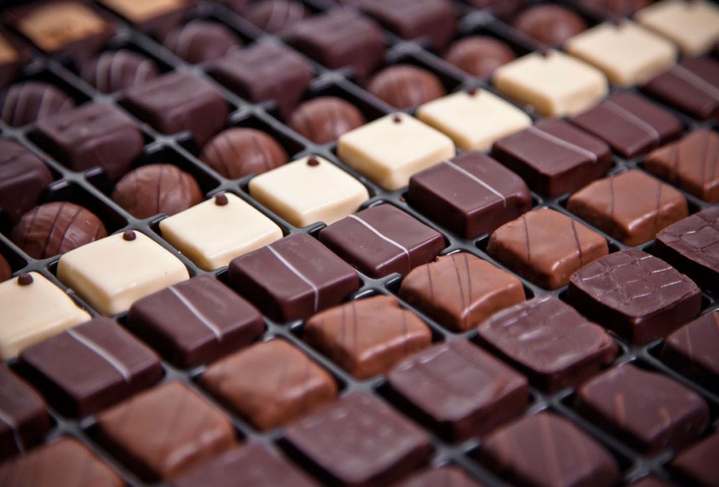 El chocolate es la solución para reducir el estrés - chocolate