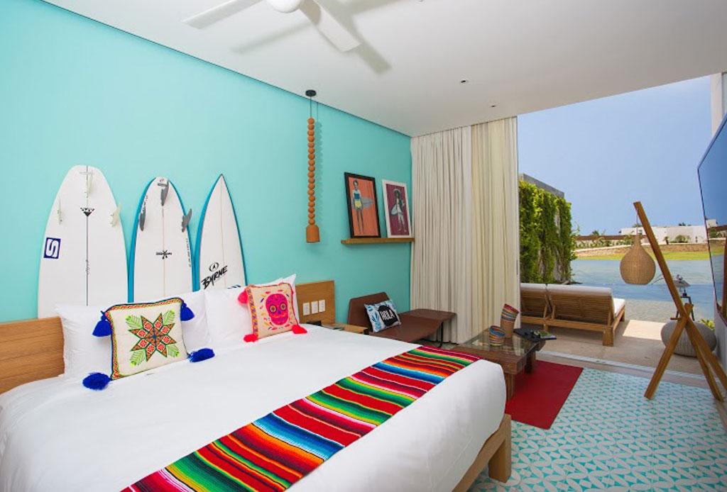 Descubre la definición de lujo en el hotel W Punta de Mita - cuartos-punta-de-mita