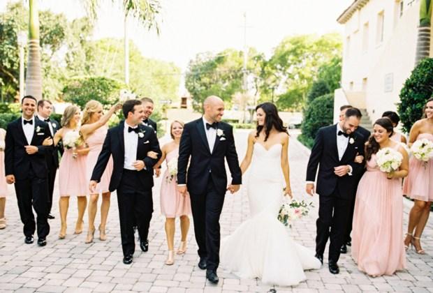 ¿Cuántas damas de honor debes tener en tu boda? - damas-de-honor-4-1024x694