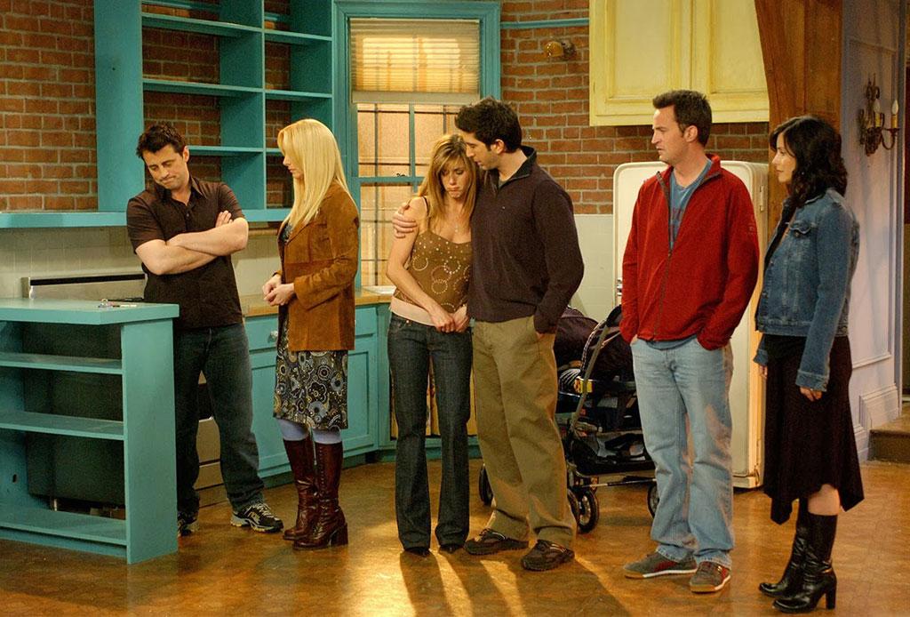14 datos que probablemente no sabías de la serie «Friends»