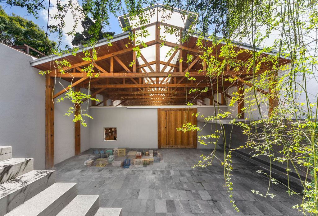 42 lugares para un inolvidable tour arquitectónico por la CDMX - galeria-kurimanzutto