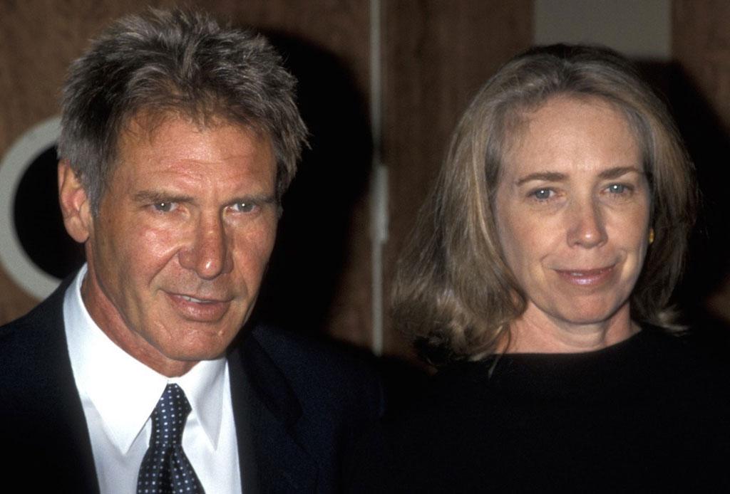 10 cosas que probablemente no sabías de Harrison Ford - harrison-ford-divorcio