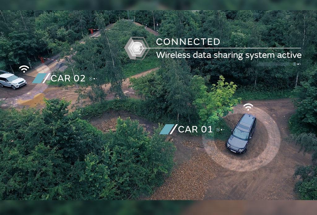 Lo nuevo de Land Rover y la todo terreno que se maneja sola - land-rover