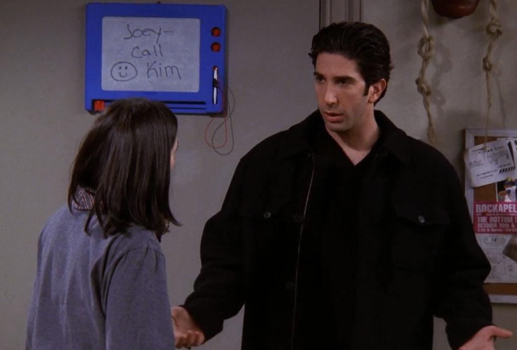 """14 datos que probablemente no sabías de la serie """"Friends"""" - magna-doodle"""