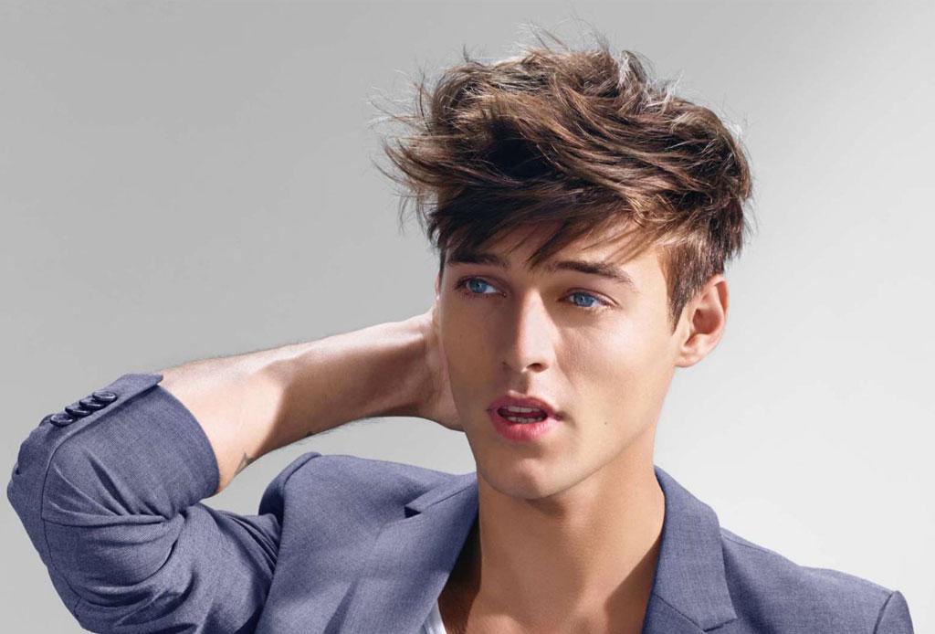 Los cortes de pelo para HOMBRE ideales para este verano - messy