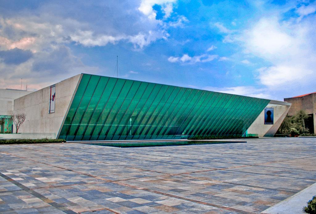 42 lugares para un inolvidable tour arquitectónico por la CDMX - muac