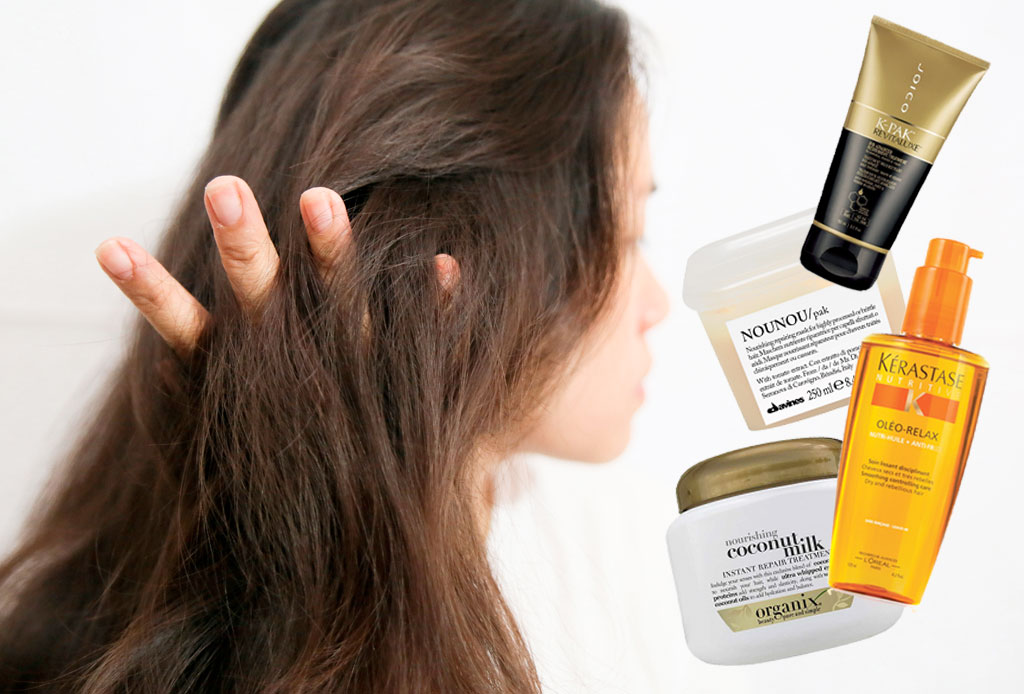 10 productos para revivir el pelo maltratado
