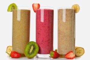 3 smoothies para ganar masa muscular
