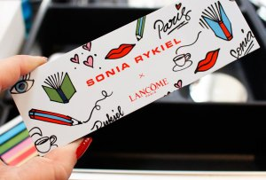Descubre la colaboración de Sonia Rykiel para Lancôme