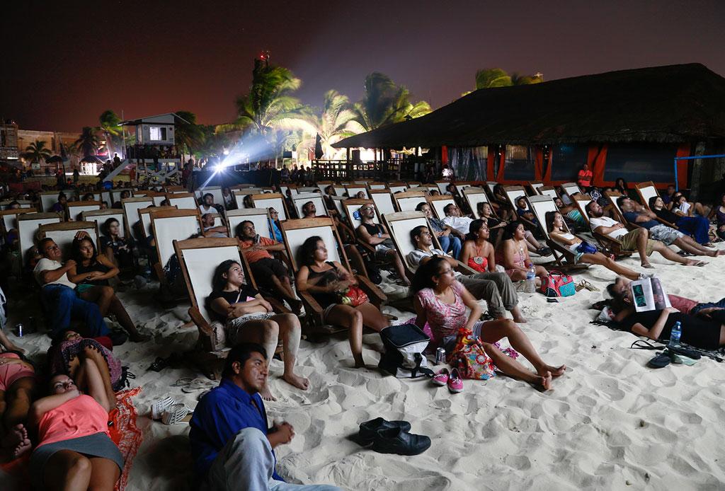 8 festivales de cine en México para los amantes del séptimo arte - riviera-maya-festival-cine