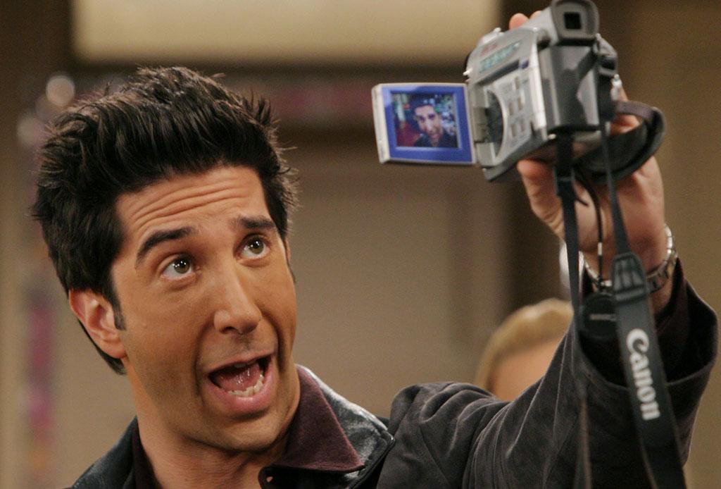 "14 datos que probablemente no sabías de la serie ""Friends"" - ross-geller"