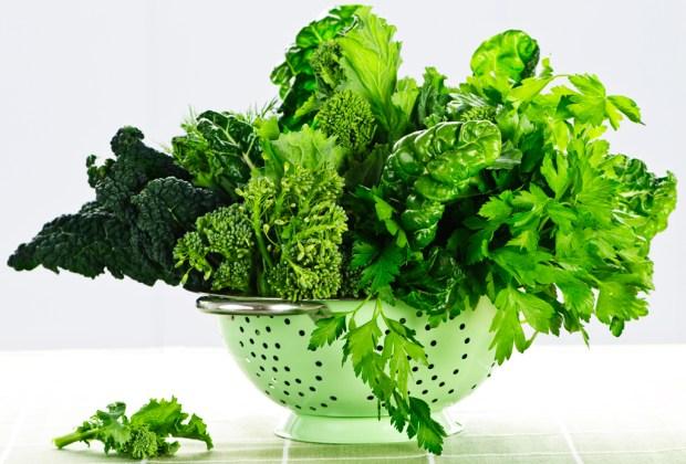 7 alimentos que mejoran la concentración - vegetales-verdes-1024x694