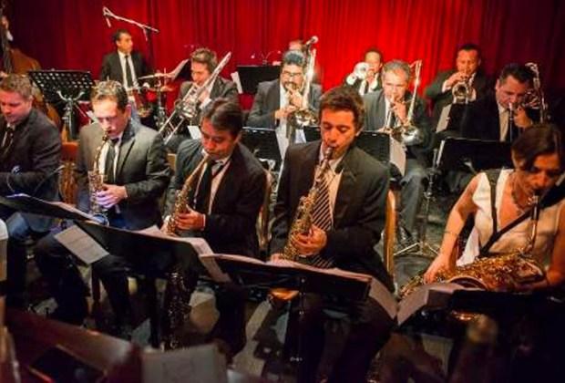 Big Band Fest en el Lunario por primera vez y no te lo puedes perder - bigband2-1024x694