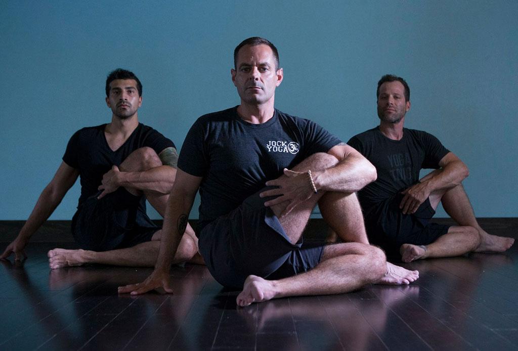Broga: Un exclusivo workout para hombres