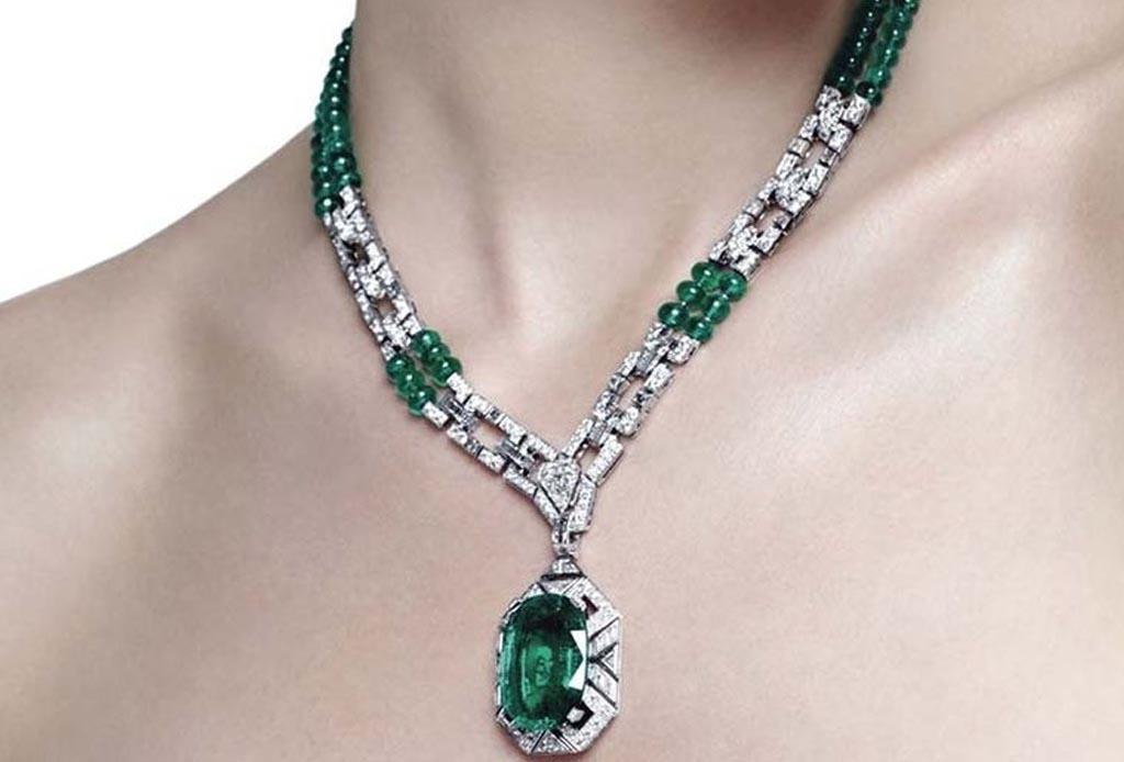 ¿Qué hace a una esmeralda una piedra preciosa?