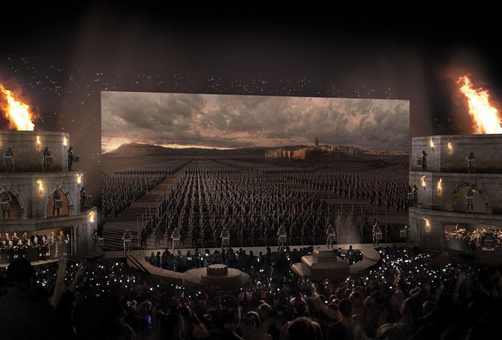 Music Is Coming: otra forma de vivir Game Of Thrones - game-of-thrones-music-is-coming