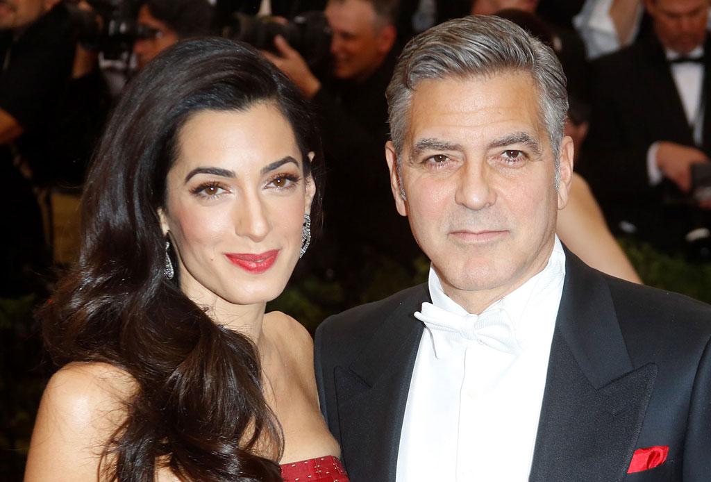 10 famosos que se casaron con personas fuera de la industria del entretenimiento - george-clooney