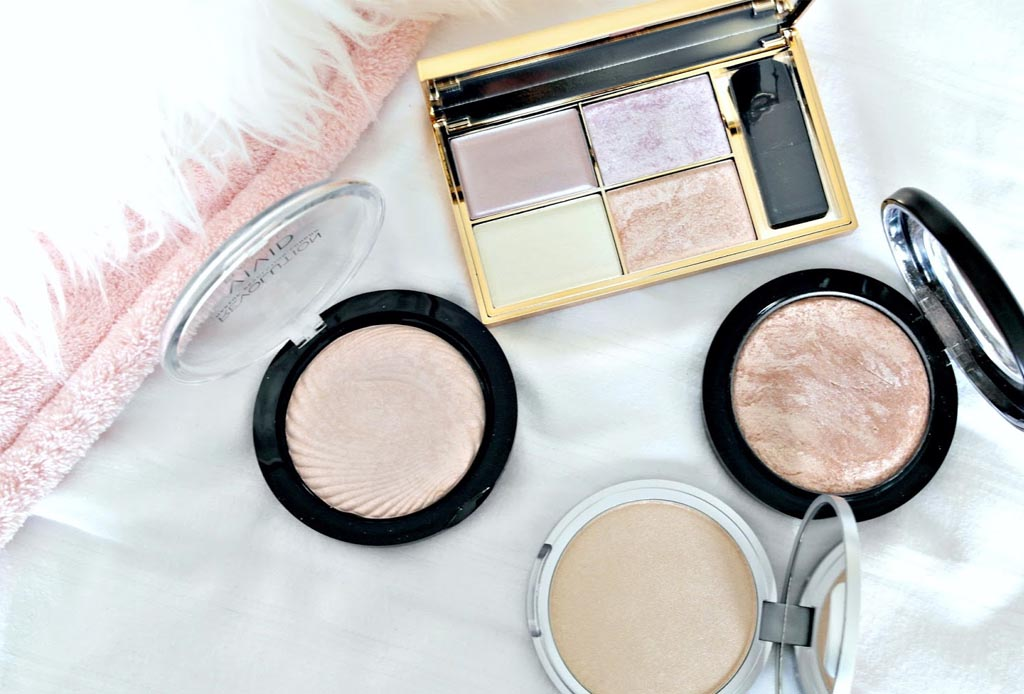 8 iluminadores para el toque final de makeup