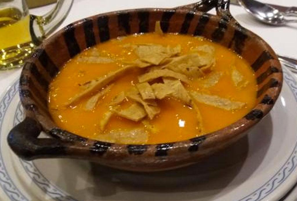 8 sopas de tortilla en la CDMX a las que no te resistirás - mejores-sopas-de-tortilla-mexico-2
