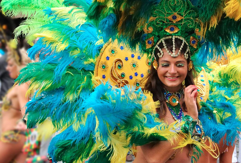 ¡Ponte a bailar al ritmo de esta playlist brasileña!