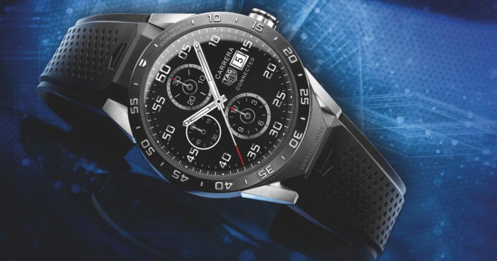 El maravilloso smartwatch de TAG Heuer YA está en México
