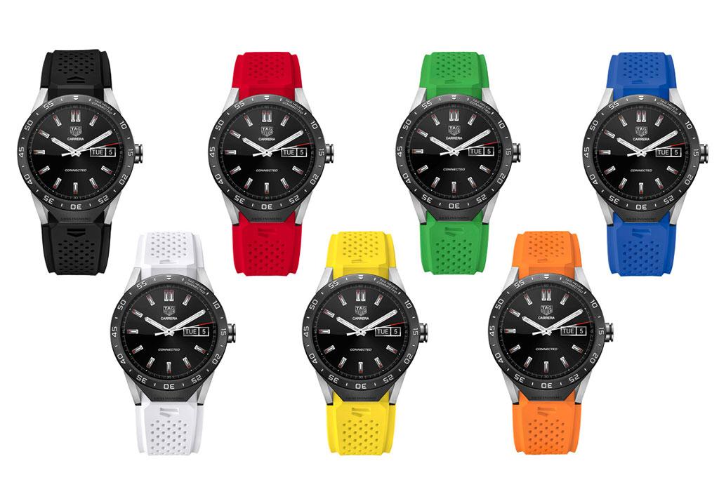 El maravilloso smartwatch de TAG Heuer YA está en México - tag-heuer-smartwatch