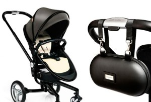 Aston Martin es lujo sobre ruedas, ¡también para bebés!