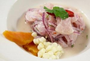 ¡Tenemos la receta del ceviche 5 elementos de Astrid y Gastón!