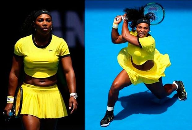 Los mejores outfits de Serena Williams - crop-top-1024x694