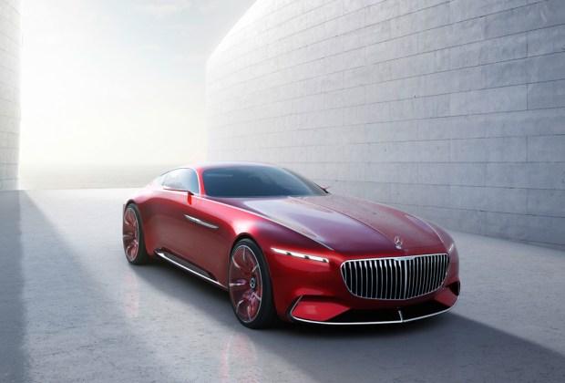 Conoce el impresionante Vision Mercedes-Maybach 6 - mercedes-1024x694