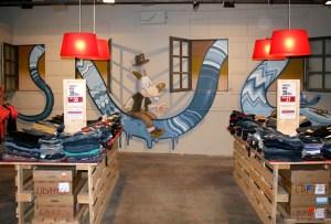 ¿Ya conoces Tailor Shop? Es el nuevo servicio de Levi's