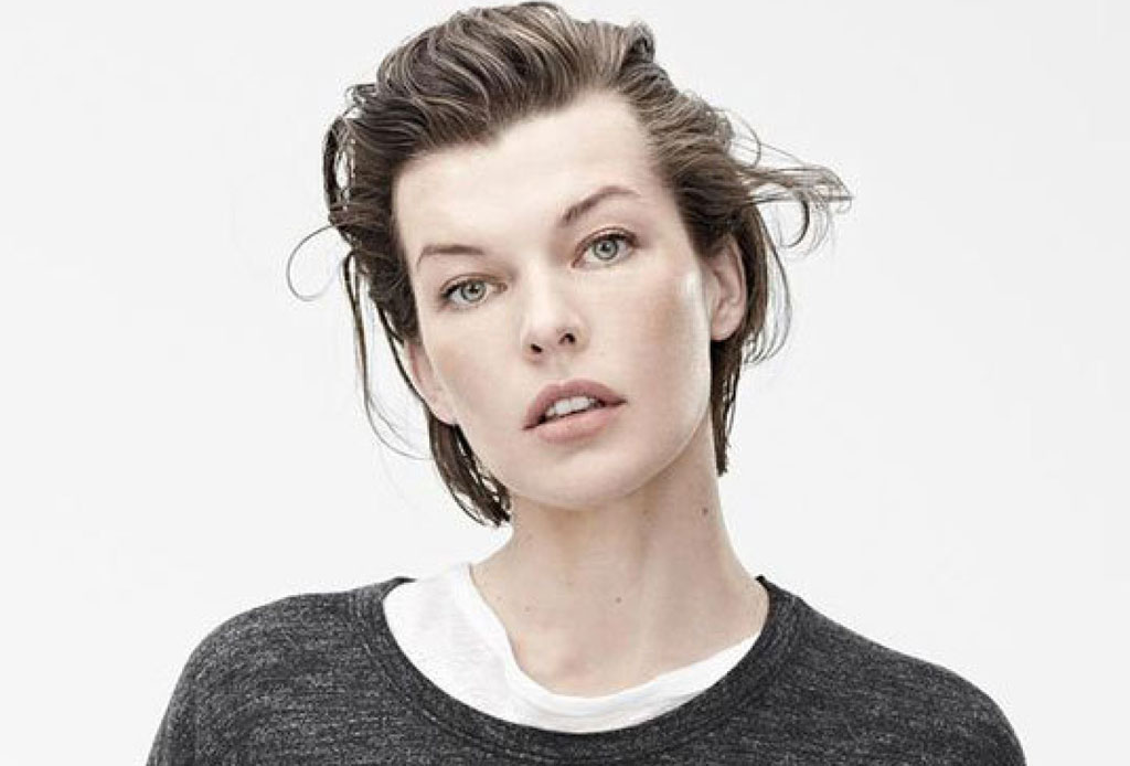 Estos actores comenzaron su carrera como modelos - milla-jovovich