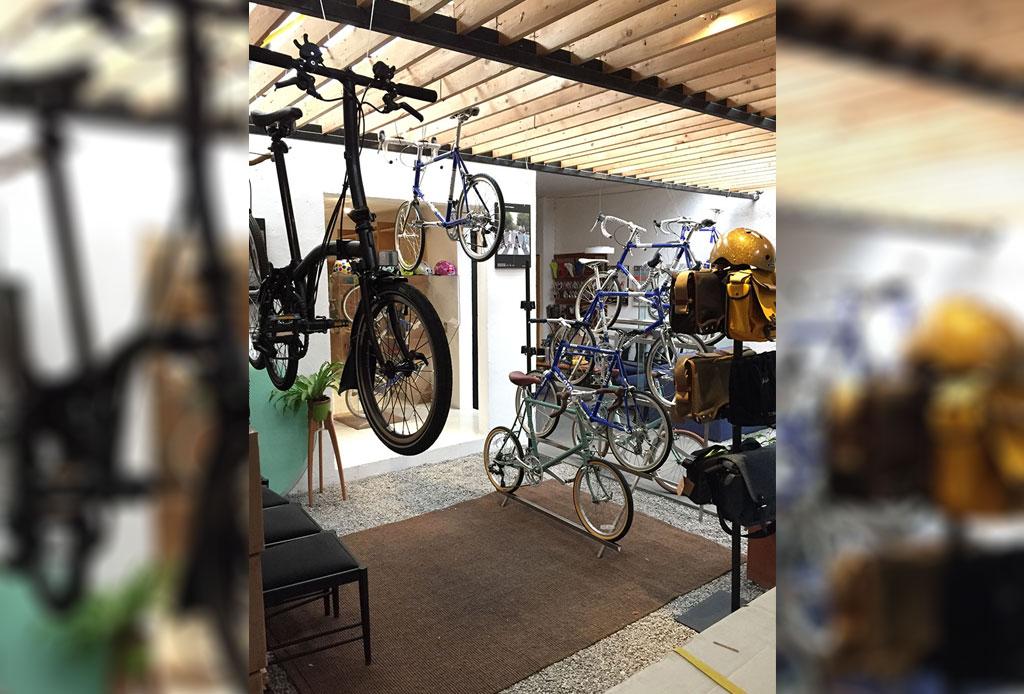 Las mejores tiendas de bicicletas urbanas en la CDMX - mini-velo