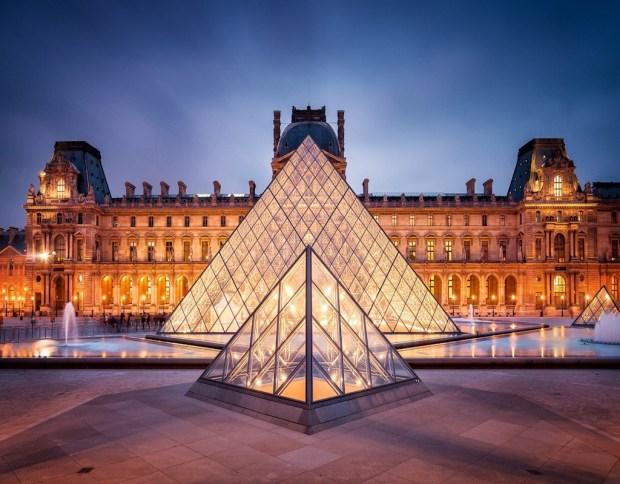 Los museos con las mejores obras de arte del mundo - museo-del-louvre-1024x800