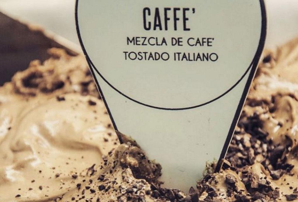 Los mejores helados de café de la CDMX - stracciatella