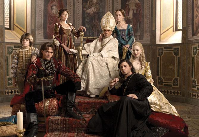 7 series de Netflix que amarás por los increíbles vestuarios - the-borgias