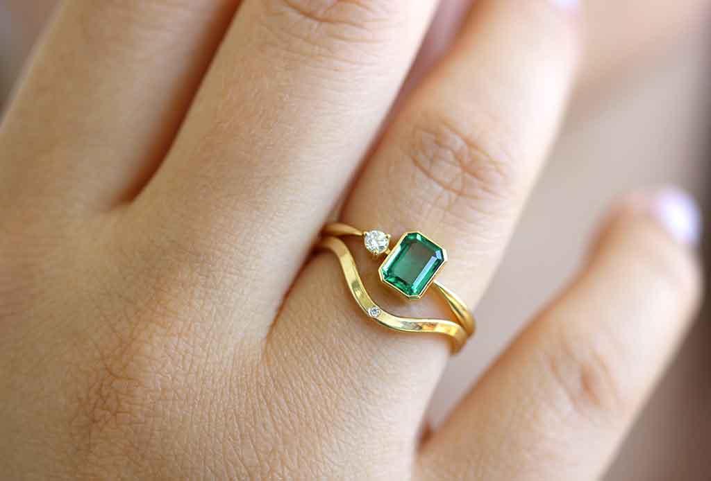5 elementos que se buscan en los anillos de compromiso actuales - anillos-compromiso-5