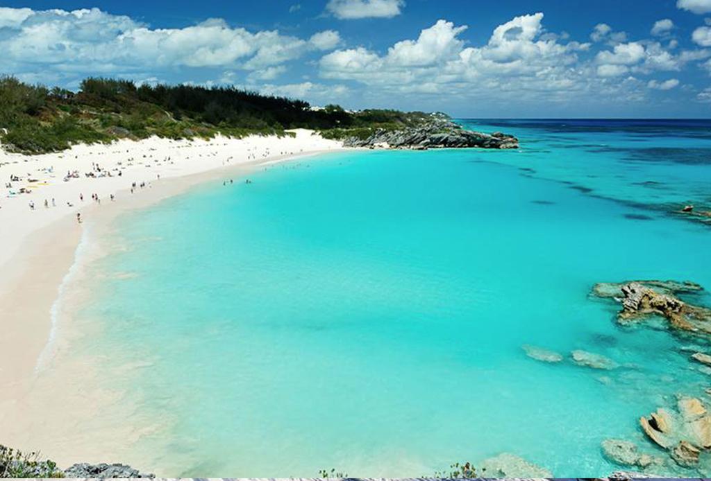 Los mejores lugares para viajar en el 2017, según Lonely Planet - bermudas