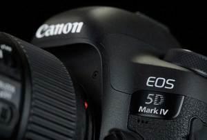 Conoce la evolución de la cámara Canon 5D