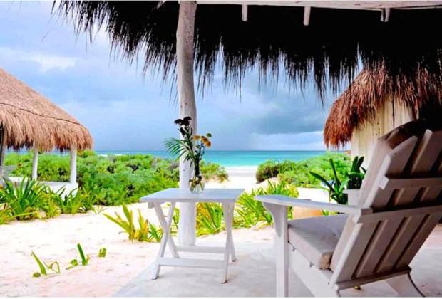 13 hoteles en Tulum para ir con tu pareja - coco-1024x694