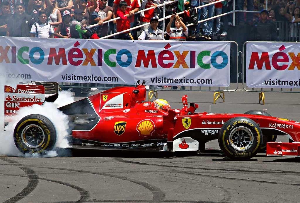 F1 Fanzone CDMX: un festival para los seguidores del automovilismo
