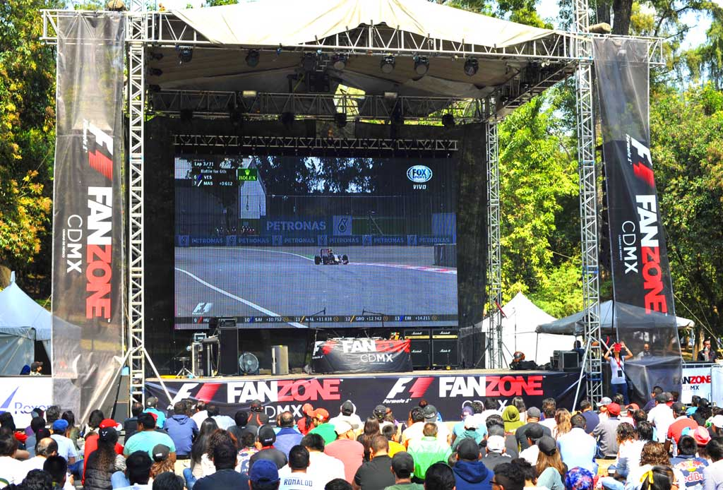 F1 Fanzone CDMX: un festival para los seguidores del automovilismo - fanzone-f1