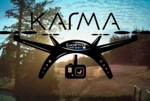 Karma: el nuevo dron de GoPro