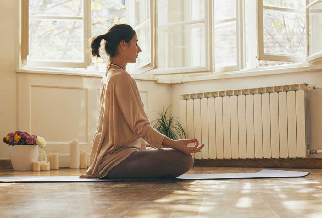 7 pasos para crear un espacio de meditación en tu hogar
