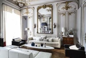 Elementos que le darán a tu hogar un sofisticado toque parisino