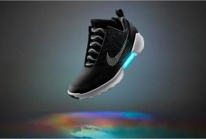 ¡Los tenis Nike que se atan solos ya son una realidad!